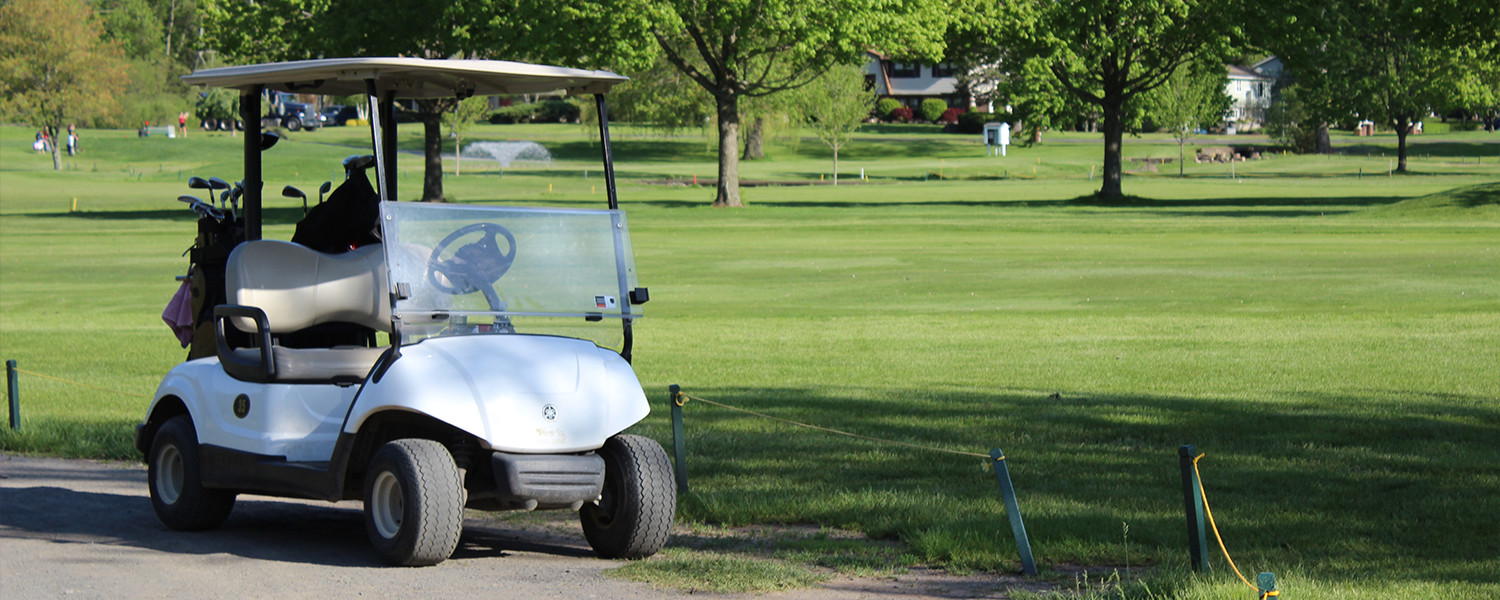 southington country club cart