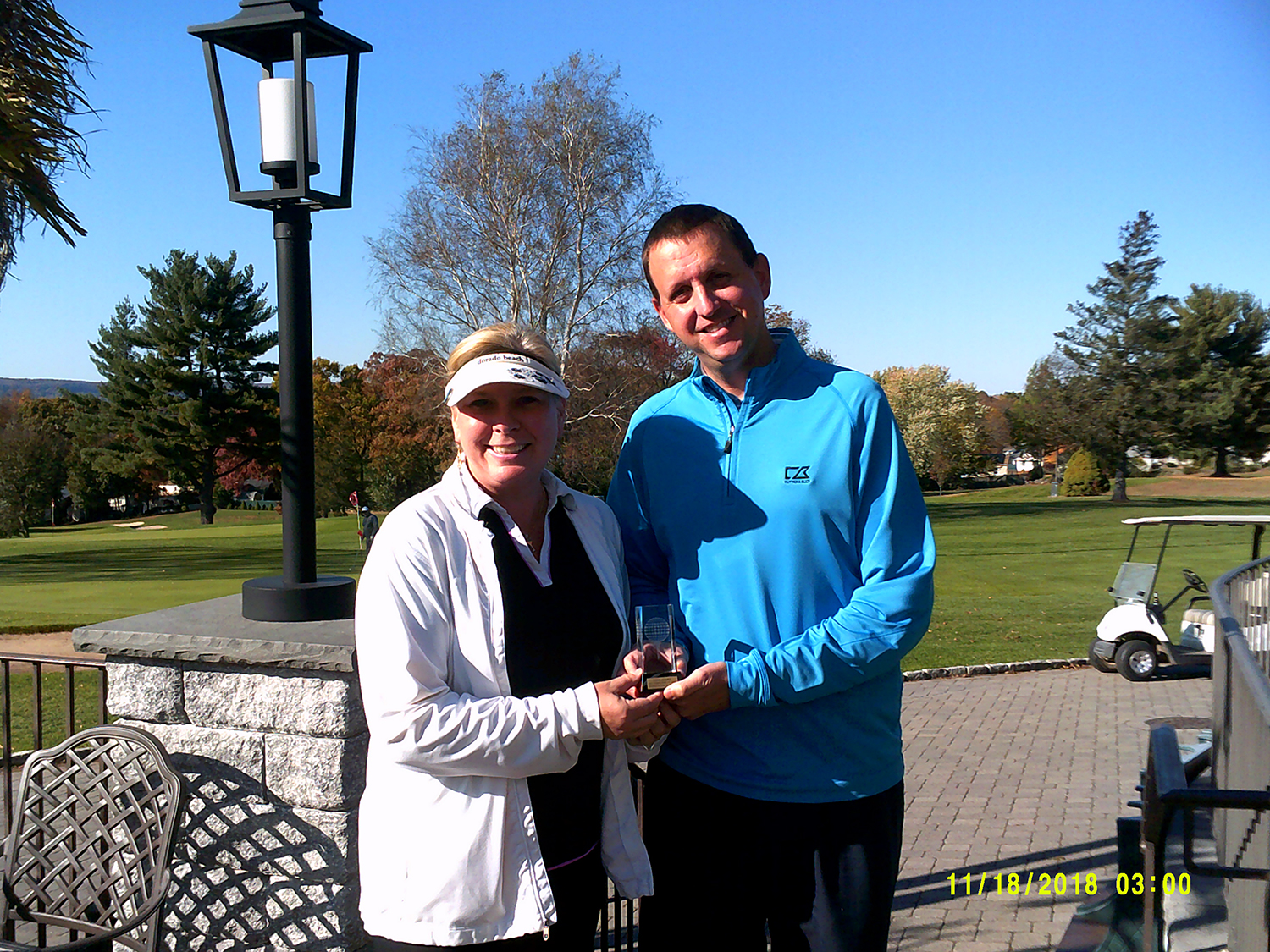 Womens Club Champion - Lynn Atkins